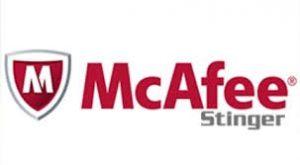 McAfee Stinger 12.2.0.205 Crack